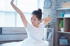 Six Rheumatoid Arthritis Exercises You Can Do Without Getting Out of Bed