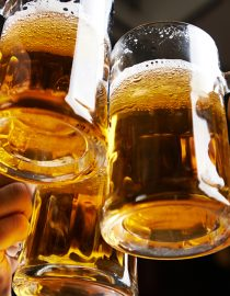 Beer Can Help RA Prevention but How Much Is Too Much?