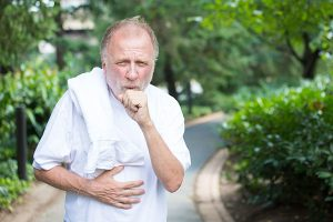 Rheumatoid Arthritis and Breathing