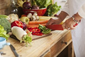 Rheumatoid Arthritis and Meal Preparation