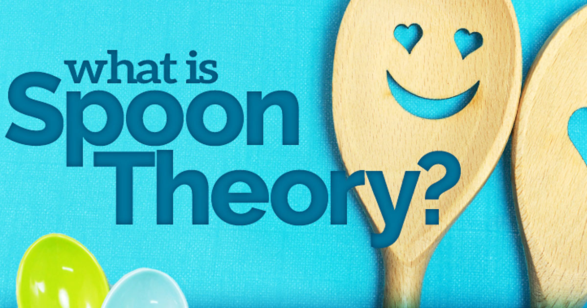 New Life Outlook - Rheumatoid Arthritis Infographic: Explaining RA With the Spoon Theory