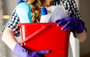 Cleaning With Rheumatoid Arthritis