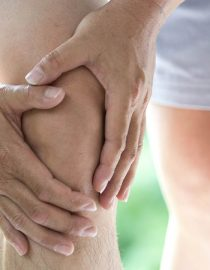 How Rheumatoid Arthritis Affects the Knees