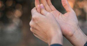 rheumatoid arthritis pain in the hands